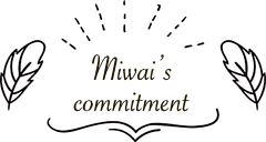 Miwai's commitment